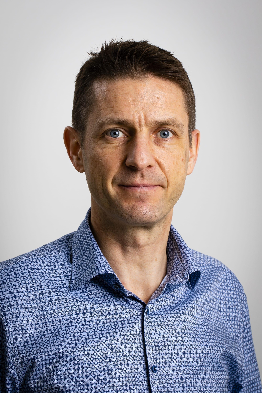 Overlæge Christian Lodberg Hvas